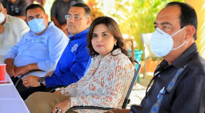 Alcaldesa Armida Castro trabaja en garantizar el derecho a la movilidad de toda la ciudadanía