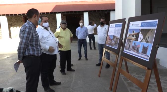 ENTREGA GOBERNADOR REHABILITACIÓN DE CASA DE LA CULTURA EN EL TRIUNFO