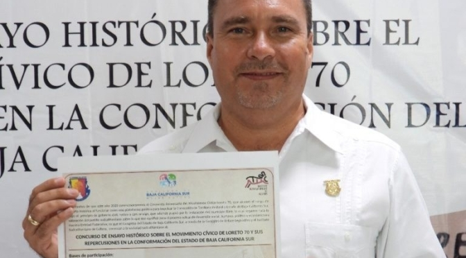 Se recibieron 16 trabajos en el Concurso de Ensayo sobre el movimiento cívico de Loreto 70