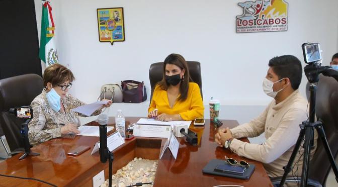 De manera virtual rendirá su 2º informe de Gobierno la alcaldesa de Los Cabos Armida Castro Guzmán