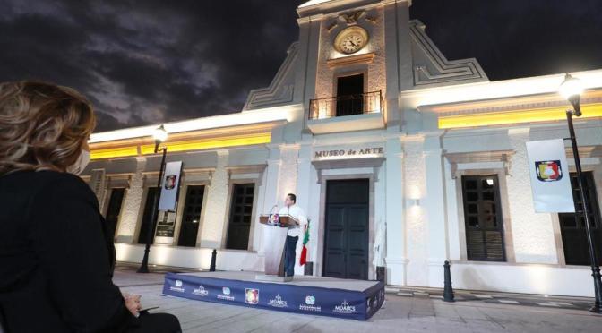 BAJA CALIFORNIA SUR CUENTA CON UN MUSEO DE ARTE:CMD