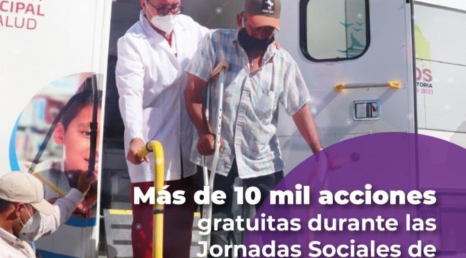 Con acciones que construyen la historia, Los Cabos es ejemplo a nivel nacional por hacer frente al coronavirus