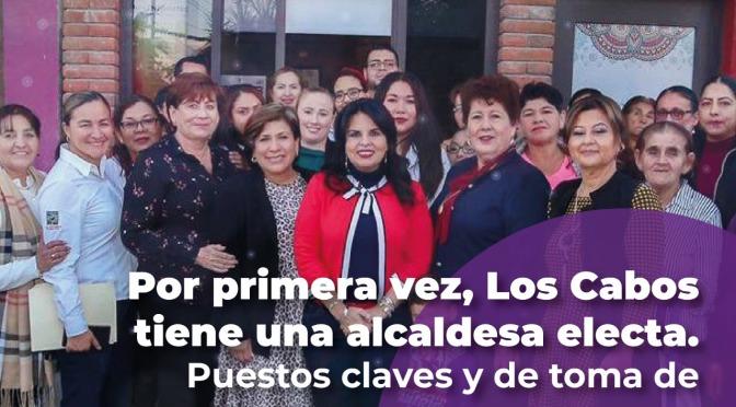 En el Gobierno que preside Armida Castro, los puestos clave y de toma de decisión son ocupados por mujeres