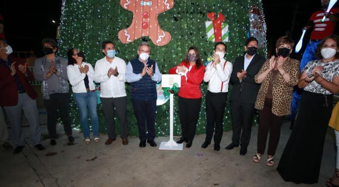 Revaloremos el tema de salud; que este diciembre nos traiga esperanza y unión familiar: Armida Castro Guzmán