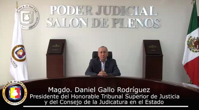 PODER JUDICIAL DEL ESTADO INICIA SEGUNDO DIPLOMADO DE FORMACIÓN DE ESPECIALISTAS EN MECANISMOS ALTERNATIVOS DE SOLUCIÓN DE CONTROVERSIAS