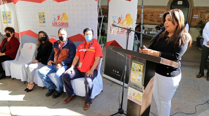 600 despensas de Oxxo serán distribuidas por el Ayuntamiento de Los Cabos a quien más lo necesita