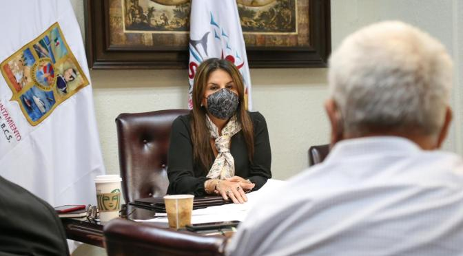 Alcaldesa Armida Castro busca dar certidumbre de tierra a familias de Palo Escopeta