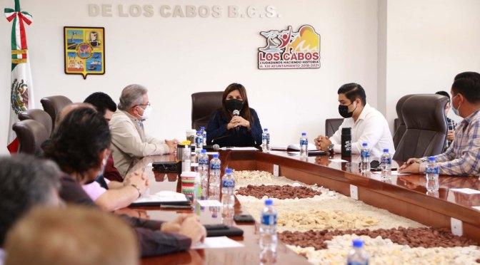 Trabaja XIII Administración para garantizar una recaudación eficiente y transparente en Los Cabos