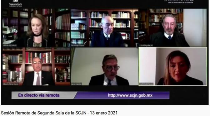 ¡PIERDEN DIPUTADOS DE MORENA-PT JUICIOS ANTE LA SUPREMA CORTE DE JUSTICIA DE LA NACION!