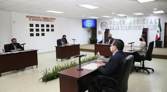 Hay renovación del Consejo de la Judicatura para el período 2021-2025