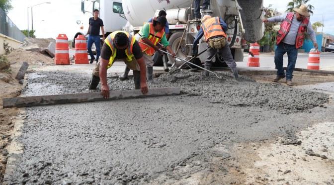 Se han rehabilitado 200 calles de Los Cabos con el programa municipal de bacheo