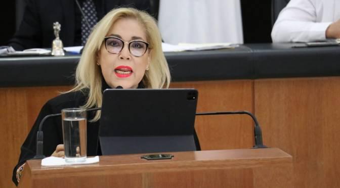 Propone la Diputada Anita Beltrán reconocer el elemento biopsicosocial en la Ley de los Derechos de Niñas, Niños y Adolescentes de BCS