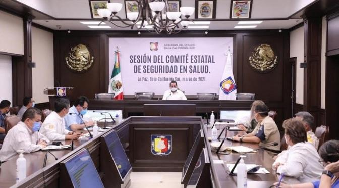 Continuará Baja California Sur en nivel 3 alto alerta sanitaria