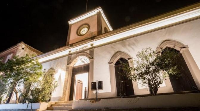 Ha sido remodelada la Casa de Cultura de El Triunfo