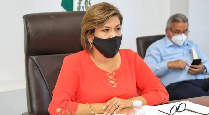 Alcaldesa Lorena Cortés continuará dirigiendo en Los Cabos el trabajo a favor de las mujeres y sus familias