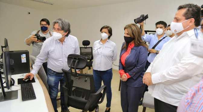 Celebra alcaldesa Armida Castro la puesta en marcha de un nuevo radar meteorológico en Los Cabos