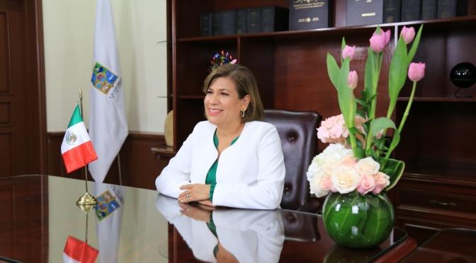 Convoca alcaldesa Lorena Cortés a que ninguna persona mayor en Los Cabos se quede sin registro para la vacuna contra el COVID-19