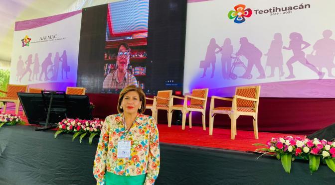 """""""Para lograr de fondo la transformación del país, debemos asumir nuestra responsabilidad como ciudadanía"""": Lorena Cortés Torralbo"""