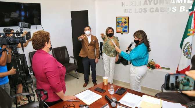 Solicita licencia temporal la alcaldesa de Los Cabos Armida Castro Guzmán para contender por la gubernatura de BCS