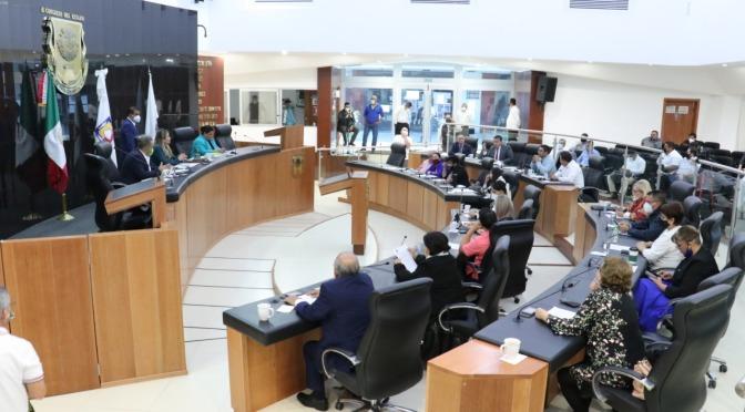 Por resolución de la SCJN Congreso de BCS reanudó sesión del 17 de marzo de 2020