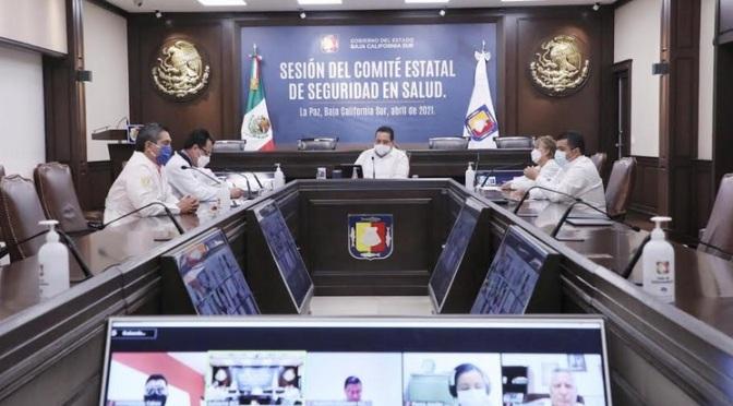 ¡En La Paz aumentó el número de infectados!