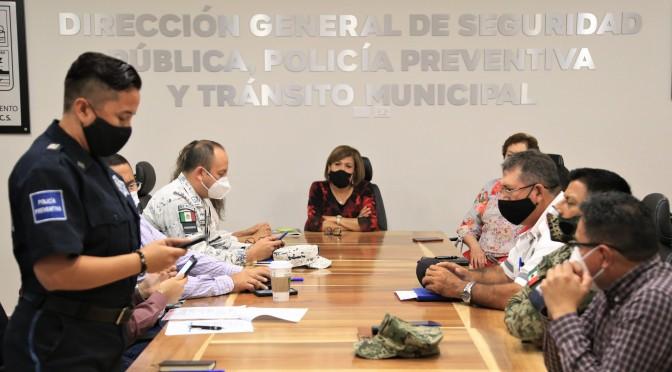 Recalcan autoridades de Los Cabos que se deben mantener las medidas sanitarias contra el COVID-19