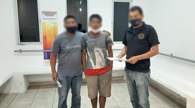 Policía de Los Cabos localiza a menor extraviado