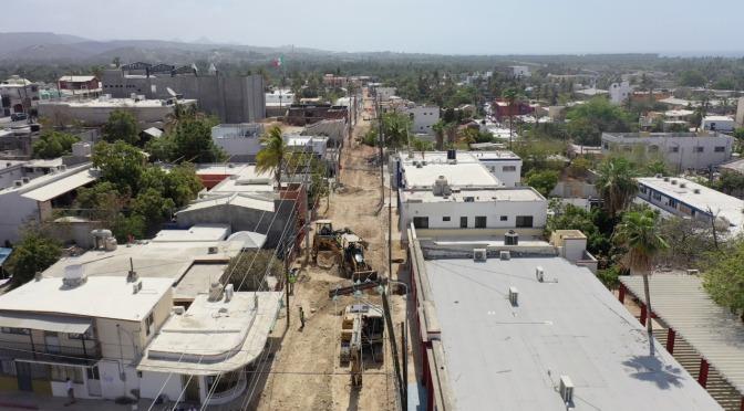 El XIII Ayuntamiento de Los Cabos solicita a la ciudadanía su apoyo y comprensión por el cierre temporal de 10 vialidades