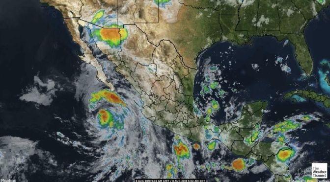 Este 15 de mayo inició la temporada de huracanes 2021