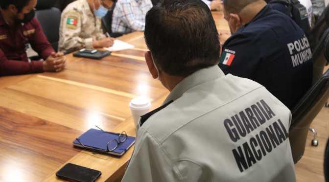 Los Cabos: destino seguro gracias al trabajo interinstitucional de los tres niveles de Gobierno
