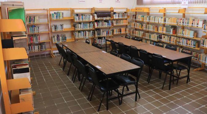 Gobierno Municipal  refuerza medidas sanitarias en las bibliotecas de Cabo San Lucas