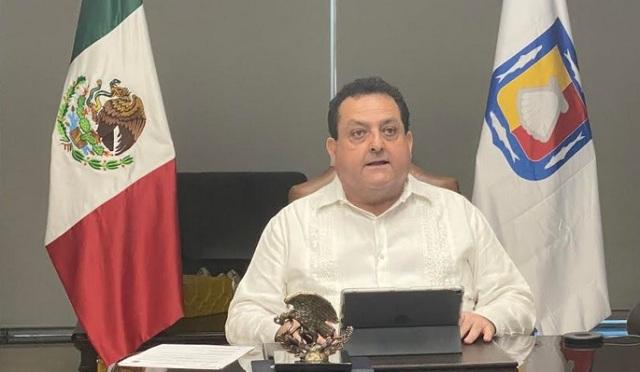 Listo para entrega recepción de gobierno con Víctor Castro Cosío