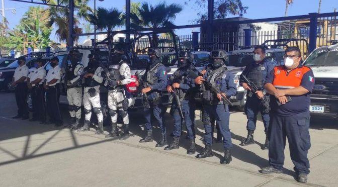 En Los Cabos, Protección Civil vigilará que se respeten las medidas sanitarias el próximo domingo 06 de junio