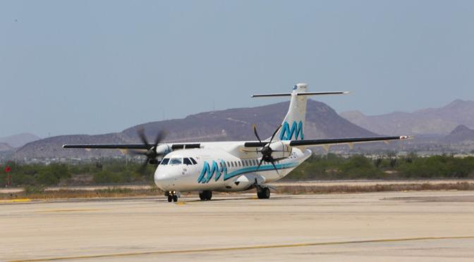 Nuevo vuelo de Guadalajara Mazatlán La Paz