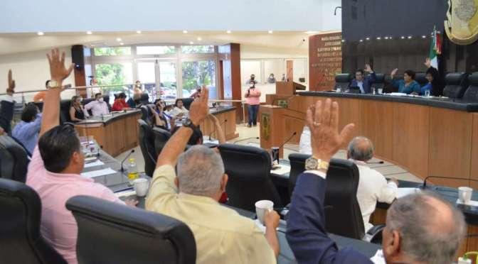Regresan iniciativas vetadas por el gobernador para aprobación