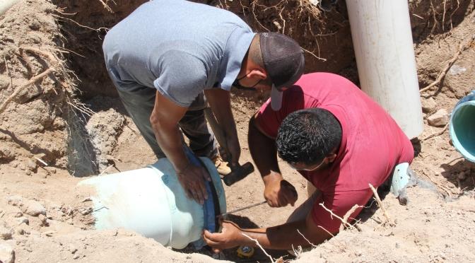 Atiende OOMSAPAS La Paz daños ocasionados por apagones de la CFE