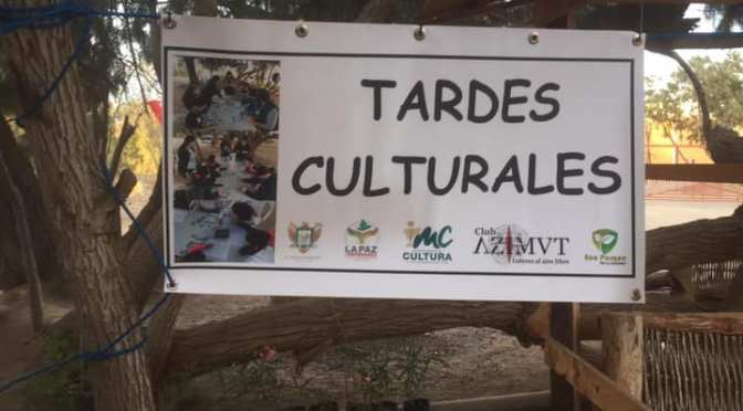 REGRESAN LAS TARDES CULTURALES AL ECOPARQUE DE LA JUVENTUD