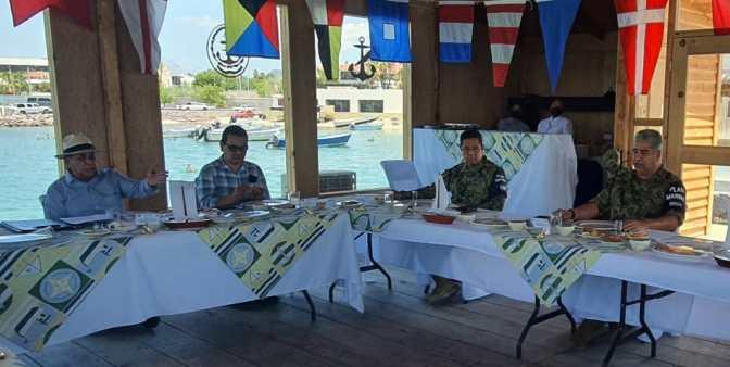 Preparan Homenaje a la Armada de México en del Congreso de BCS
