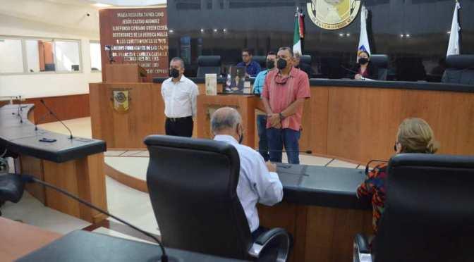 El homenaje al ex diputado José CHE Murillo