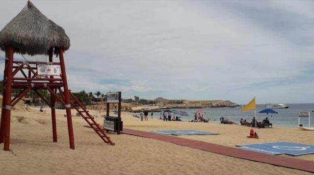¡Es #LosCabos el municipio con más playas certificadas enMéxico!