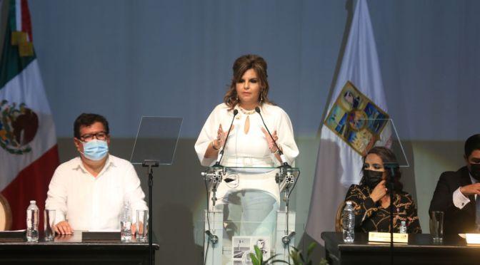 """""""La nueva historia de Los Cabos la hicimos juntos, una transformación hecha por la unión de esfuerzos ciudadanos"""": Armida Castro"""